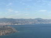 Flying into Malaga. I was excited to explore the city before I've landed.