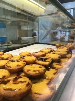 Pastel de Nata. These were sooooo good.