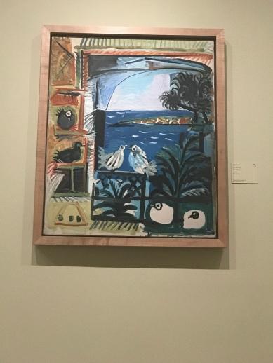 A Picasso at Carmen Thyssen