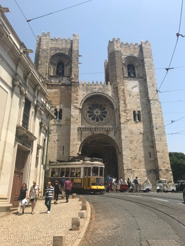 Cathedral of Lisboa.