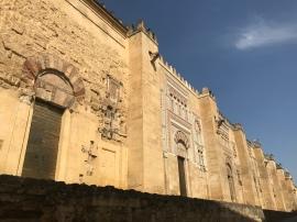 Exterior of the Mezquita-Catedral