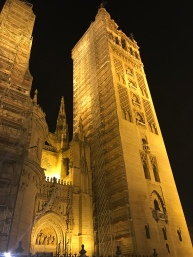 First of so many images I have of the Cathedral. Largest Gothic Cathedral in the world!