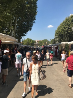 Markets in Aix