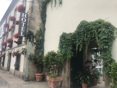 Clemens gave us all an awesome recommendation for breakfast at Hotel Costa Vella.