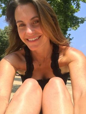 More happy sunshine selfies!