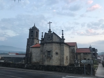 Churches, churches, and more churches along the Camino.