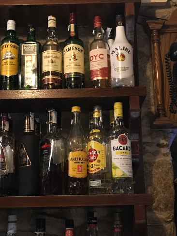 Top row, center: DYC Whiskey. Had to laugh.