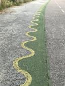 Best road paint ever.