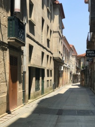 I love the streets of cities in Spain.