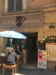 If in aix, this creperie is definitely worth a stop!