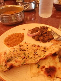 More Punjabi food.