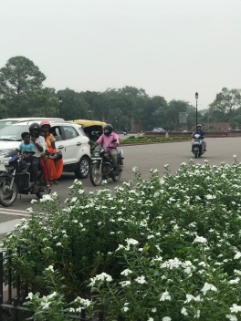 I've been away from Asia for too long. Had to smile when I saw this entire family on the bike.