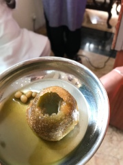 Gol Gappe. Dreaming about this too.
