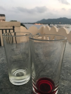 Indian wine, red and white: just say NO!!