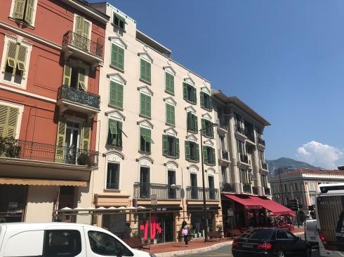 Walking in Monaco