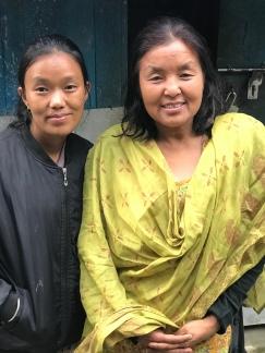 Tham Maya Pun. Two time Nepali teacher of the year.