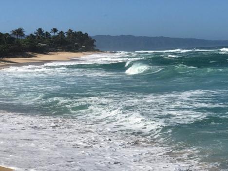 Sunset Beach, November 28, 2018