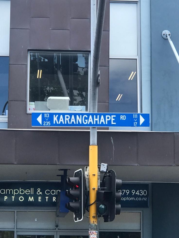 K Road!