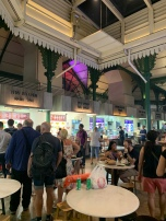 Well known Lau Pa Sat hawker center.